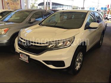 Foto venta Auto usado Honda CR-V LX (2015) color Blanco precio $298,000