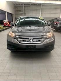 Foto venta Auto usado Honda CR-V LX (2014) color Gris precio $239,000