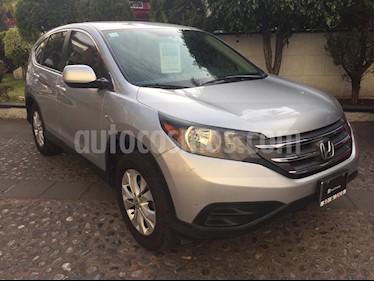 Foto venta Auto usado Honda CR-V LX (2014) color Plata Diamante precio $235,000
