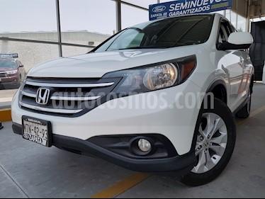 Foto venta Auto usado Honda CR-V LX (2014) color Blanco Marfil precio $275,000