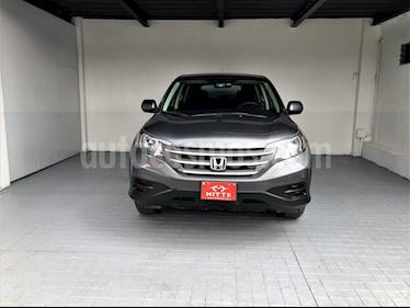 Foto venta Auto usado Honda CR-V LX (2013) color Gris precio $229,000