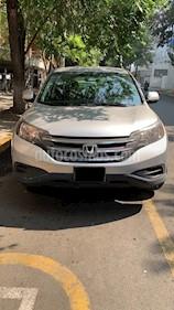 Honda CR-V LX usado (2014) color Gris precio $215,000