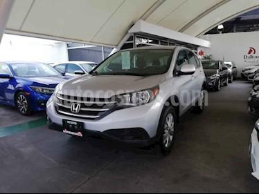 Foto venta Auto usado Honda CR-V LX (2014) color Plata precio $235,000