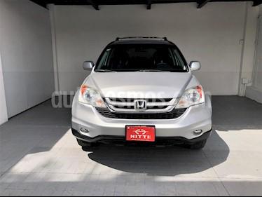 Foto venta Auto usado Honda CR-V LX (2011) color Plata precio $179,000