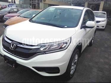 Foto venta Auto usado Honda CR-V LX (2016) color Blanco precio $295,000