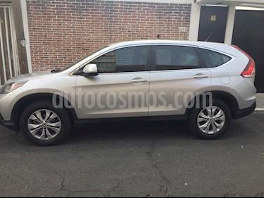 Foto venta Auto usado Honda CR-V LX (2013) color Plata Diamante precio $255,000