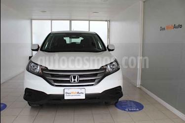 Foto venta Auto usado Honda CR-V LX (2014) color Blanco precio $225,000