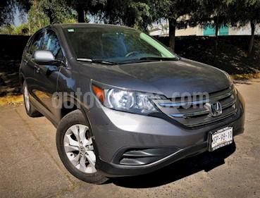 Foto venta Auto Seminuevo Honda CR-V LX (2014) color Gris precio $232,000