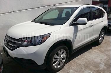 Foto venta Auto usado Honda CR-V LX (2014) color Blanco Marfil precio $230,000