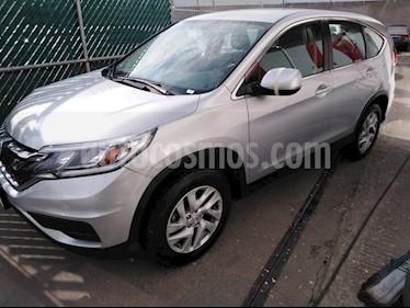 Foto venta Auto usado Honda CR-V LX (2016) color Plata precio $275,000
