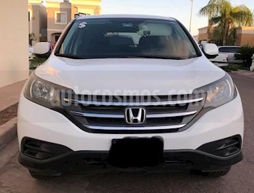 Honda CR-V LX usado (2014) color Blanco precio $215,000