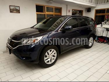Foto Honda CR-V LX usado (2015) color Azul Oscuro precio $247,000