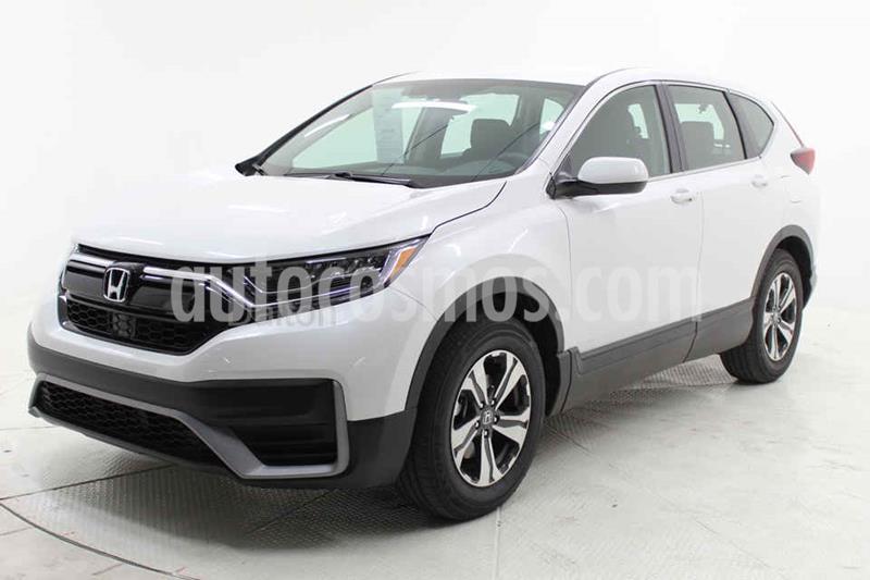 Honda CR-V Turbo usado (2020) color Blanco precio $459,000