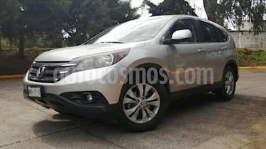 Honda CR-V 5P EX TA CD F.NIEBLA RA usado (2014) color Plata precio $229,000