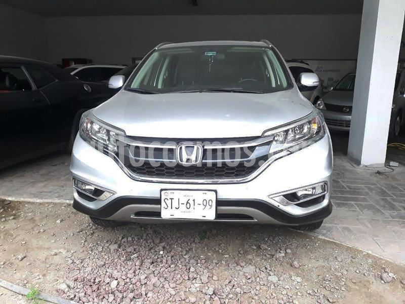 Honda CR-V EXL 2.4L (156Hp) usado (2016) color Plata Dorado precio $289,900