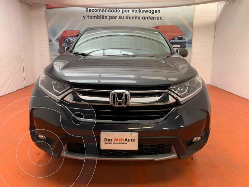 Honda CR-V Turbo Plus usado (2019) color Gris precio $480,000