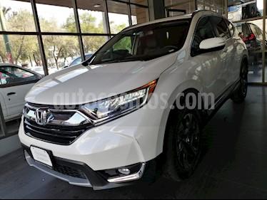 Foto Honda CR-V Touring usado (2019) color Blanco Marfil precio $490,000