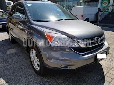 Honda CR-V 5P EXL TA A/AC. AUT. QC PIEL 6 CD RA 4X4 usado (2011) precio $199,000