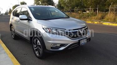 Foto Honda CR-V 5p EXL L4/2.4 Aut 4WD usado (2016) color Plata precio $340,000