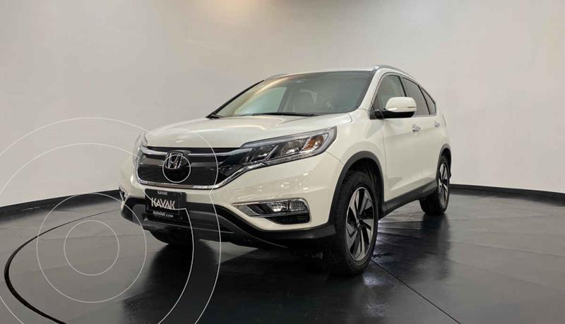Honda CR-V EXL 2.4L (156Hp) usado (2016) color Blanco precio $322,999