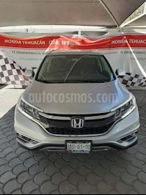 Honda CR-V EXL Navi usado (2016) color Plata Diamante precio $325,000