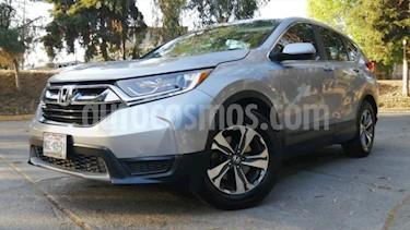 Honda CR-V 5P EX 2.4L CVT RA-17 usado (2018) color Plata precio $379,000