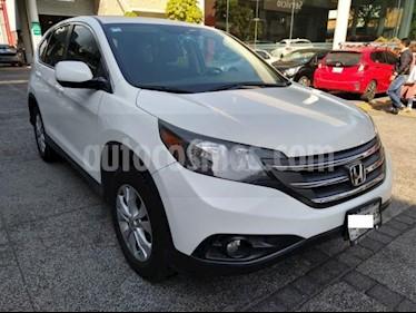 Honda CR-V 5P EX TA CD F.NIEBLA RA usado (2014) color Blanco precio $249,000