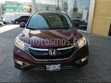 Honda CR-V EXL 2.4L (166Hp) usado (2016) color Marron precio $335,000