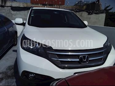 Foto Honda CR-V EXL NAVI 4WD usado (2014) color Blanco Marfil precio $235,000