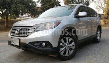 Honda CR-V 5P EX TA CD F.NIEBLA RA usado (2014) color Plata precio $235,000