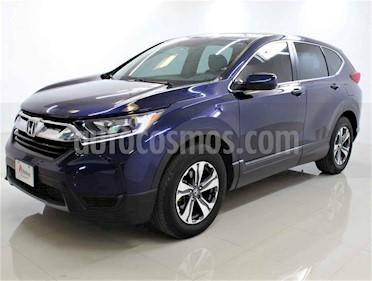 Honda CR-V EX 2.4L (166Hp) usado (2018) color Azul precio $339,000