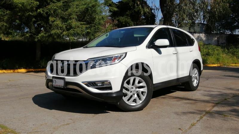 Honda CR-V i-Style usado (2015) color Blanco precio $260,000