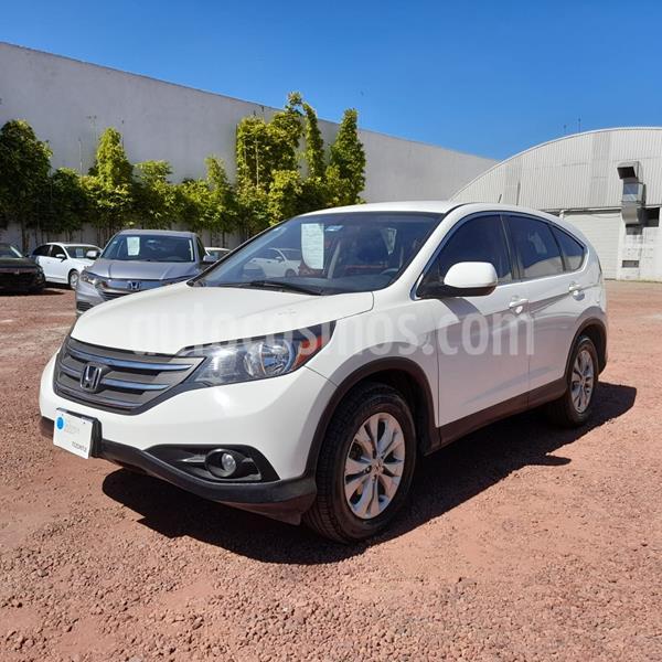 Honda CR-V EX usado (2014) color Blanco Marfil precio $240,000