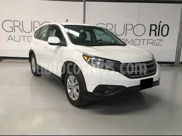 Honda CR-V LX usado (2014) color Blanco Marfil precio $229,000
