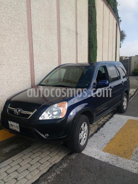 Honda CR-V EX Edicion Especial usado (2003) color Azul precio $93,500
