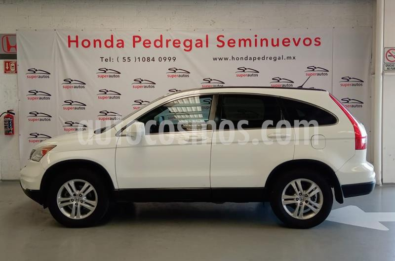 Honda CR-V EXL 2.4L (156Hp) usado (2011) color Blanco precio $184,000