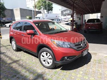 Honda CR-V EXL 2.4L (156Hp) usado (2013) color Rojo precio $215,000