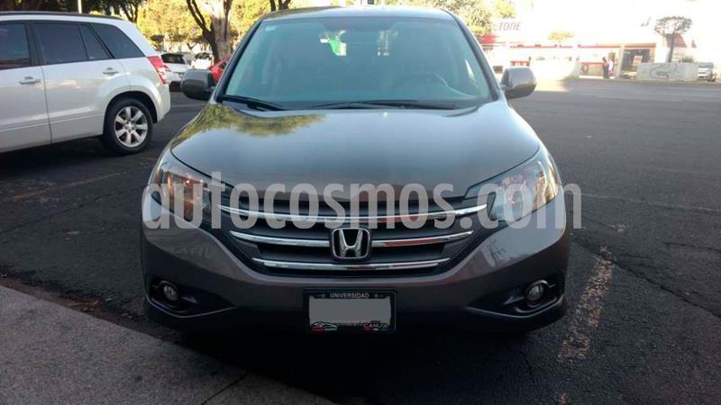 Honda CR-V EX 2.4L (166Hp) usado (2014) color Chocolate  precio $220,000