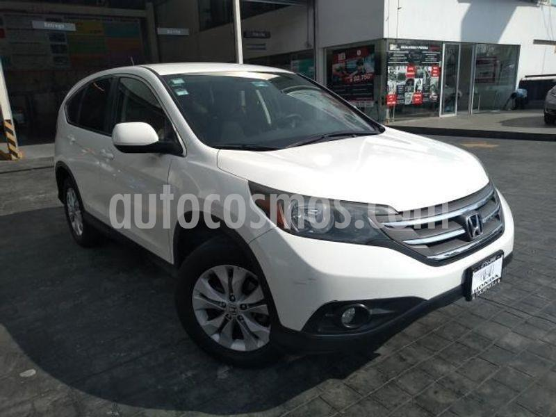 Honda CR-V EX 2.4L (156Hp) usado (2014) color Blanco precio $229,000