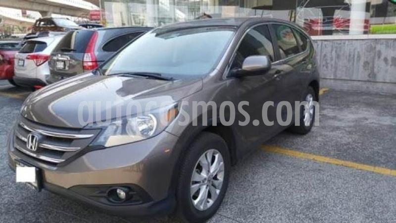 Foto Honda CR-V EX 2.4L (156Hp) usado (2014) color Gris Oscuro precio $229,000