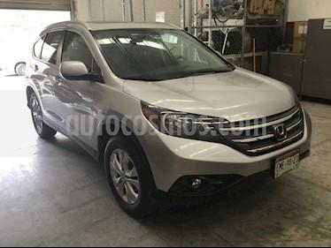 Honda CR-V EXL NAVI 4WD usado (2014) color Plata precio $275,000