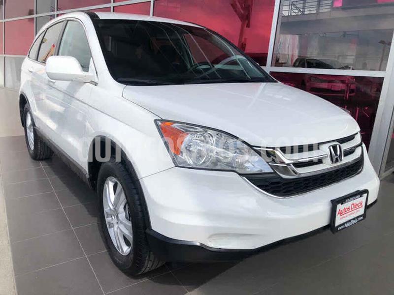 Honda CR-V EX usado (2011) color Blanco precio $195,000