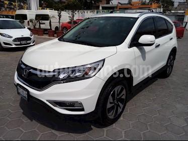 Honda CR-V EXL Navi 4WD usado (2016) color Blanco Marfil precio $357,000
