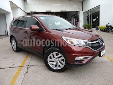 Honda CR-V i-Style usado (2015) color Marron precio $246,000