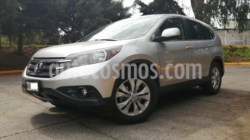Honda CR-V EX 2.4L (156Hp) usado (2014) color Plata Dorado precio $210,000