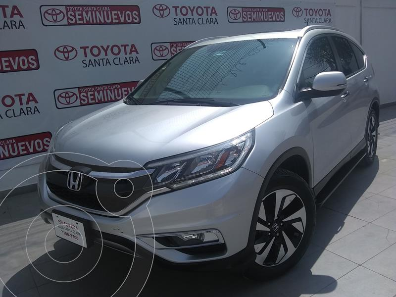 Foto Honda CR-V EXL 2.4L (156Hp) usado (2016) color Plata Dorado precio $348,000