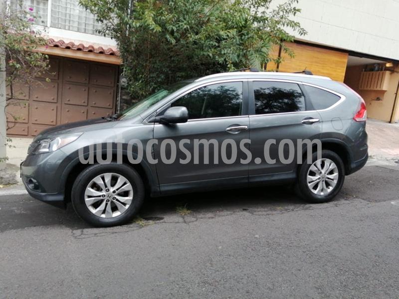 Honda CR-V EXL NAVI 4WD usado (2013) color Gris precio $220,000