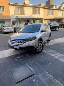 Honda CR-V LX usado (2013) color Plata precio $163,000