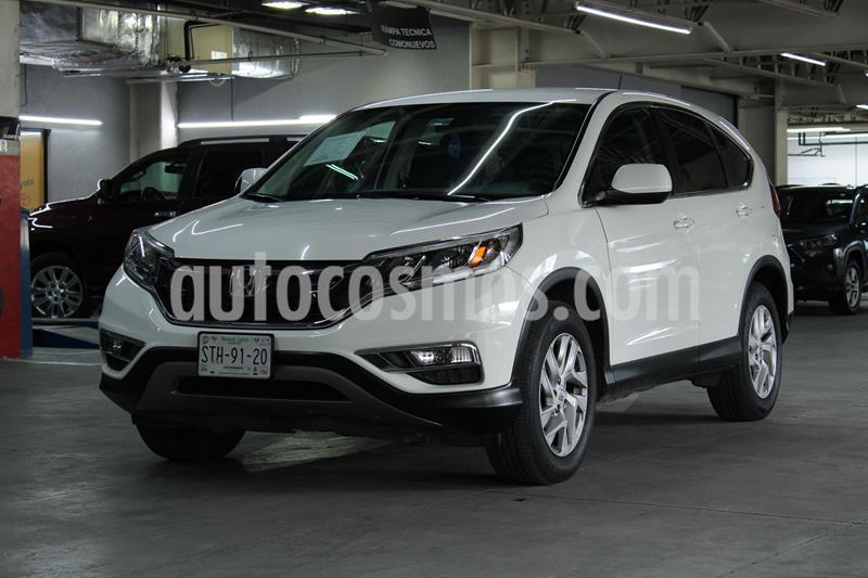 Honda CR-V i-Style usado (2016) color Blanco precio $284,500
