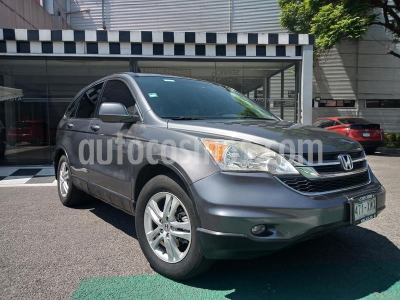 Honda CR-V EX 2.4L (156Hp) usado (2011) color Gris Oscuro precio $165,000